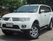 2011 Mitsubishi Pajero GLS รถสวยช่วงล่างแน่น ฟรีดาวน์กันไปเลย โทร 061939133 ต่ย
