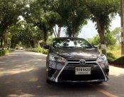 Toyota Yaris 1.2 G ตัวท็อป รถมือเดียว เกียร์ออโต้ ปี 2016