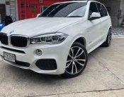 BMW X5 3.0d msport สีขาว