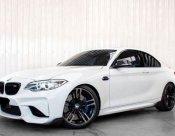 2017 BMW M2 Coupe สีขาว
