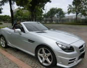 2014 MercedesBenz SLK 200 AMG Dynamic