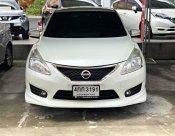 2015 Nissan Pulsar SV hatchback