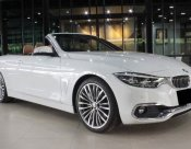 bmw 430i convertible Luxury (F33) ปี 2017