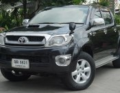 2011 Toyota Hilux Vigo Double Cab E Prerunner VN ออกรถ 5000 บาท โทร 0619391133 ต่าย