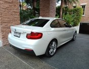 2016 BMW 218Ci M Sport coupe