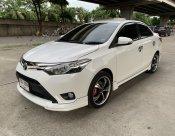 ฟรีดาวน์ Toyota Vios 1.5S รุ่นTOPสุด ปี 2014\