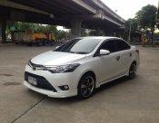 2014 Toyota VIOS 1.5S รุ่นท๊อป รถสวยมือเดียวมาพร้อมชุดแต่งหล่อๆ