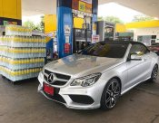 2016 Mercedes-Benz E250 AMG Dynamic convertible