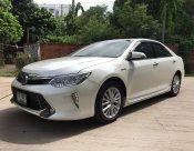 Toyota Camry Hybrid CVT FWD 2.5 (Navi) (MY15) AT ปี2015