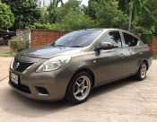 Nissan  Almera 1.2  E XTRONIC CVT  AT  ปี 2012