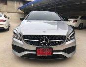 2019 Mercedes-Benz CLA250 AMG Sport sedan