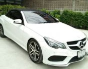 Mercedes Benz E200 Cabriolet - AMG Dynamic Package  ปี 2014