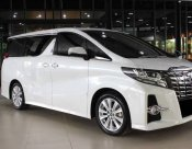 Toyota Alphard 2.5 S ปี 2016