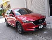 Mazda CX-5 2.0 S ปี18 สีแดง รถบ้านมือเดียวสภาพยังใหม่ไมล์น้อยออฟชั่นเต็มพร้อมใช้