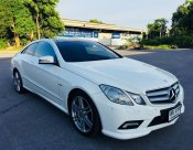 BENZ E250 AMG Coupe ปี2010