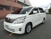 🚨🚨 ขาย VIP  2008 Toyota Vellfire 2.4 V A