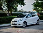 ✅Toyota Yaris 1.5 Auto Y2009 สีขาว
