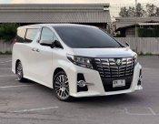 Toyota ALPHARD ปี2018 รถบ้าน ไมล์น้อยสุดๆ สภาพนางฟ้า