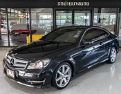 Mercedes-Benz C250 Coupe AMG 2011 รถเก๋ง 2 ประตู