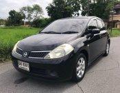 Nissan Tiida 1.6 S(5DR) AT 2008 สีดำ((ราคาพิเศษ))