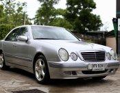 **Benz E280 Avantgarde เครื่อง V6 แท้ รถศูนย์เบนซ์ ตัว Top แรงๆหายาก สภาพสวยมากครับ