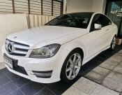 Benz C180 Coupe AMG ปี 2013
