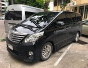 TOYOTA ALPHARD 2.4 SC PACKAGE ปี 2012