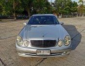 2004 Mercedes-Benz E240 Elegance sedan