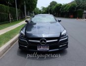 Mercedes-Benz SLK200 AMG 2017 รถเปิดประทุน