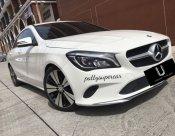 Mercedes-Benz CLA200 Urban 2016 รถเก๋ง 4 ประตู