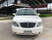 2011 Ssangyong Stavic SV270 van
