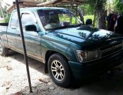 1998 Toyota HILUX TIGER EXTRACAB G pickup