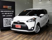 2017 Toyota Sienta 1.5 (ปี 16-20) G Wagon AT