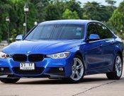 BMW 328i M-Sport  ปี 2015 จดปี 2016