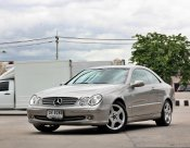 Mercedes-Benz CLK200 Kompressor Elegance 2003 รถเก๋ง 4 ประตู