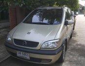 2001 Chevrolet Zafira LT suv