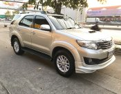 Toyota Fortuner 3.0 V 4WD ปี2013