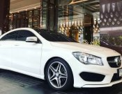 Mercedes-Benz CLA250 AMG Sport ปี 2016