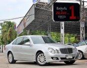 Mercedes-Benz E200 Kompressor Elegance 2009 รถเก๋ง 4 ประตู