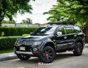✅Mitsubishi Pajero Sport 2.5GLS Auto ดีเซล Y2010 สีดำ