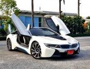 2017 BMW I8 Hybrid coupe