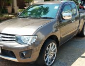Mitsubishi Triton megacab 2.5 GLX ปี 2014