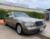 1998 Mercedes-Benz S280 sedan