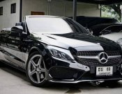 Mercedes Benz C300 Cabriolet AMG Dynamic Package ปี18