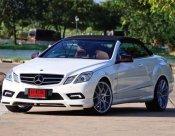 Benz E250 Cabriolet AMG Package + Piecha add on ทั้งคัน ปี11