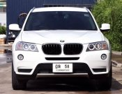BMW X3 2.0d Highline ปี2013