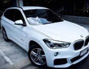 BMW X1 F48 สีขาว M sport ปี 2017