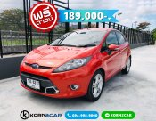 Ford Fiesta 1.6 S AT ปี2011