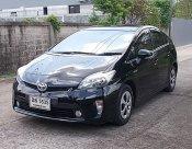 Toyota Prius 1.8 Hybrid Navi ปี12 หลังคาซันรูฟ รถบ้านสภาพสวยขับดีภายในดำเครื่องฟิตช่วงล่างแน่นพร้อมใช้งาน