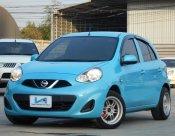 Nissan MARCH 1.2E (2015) A/T